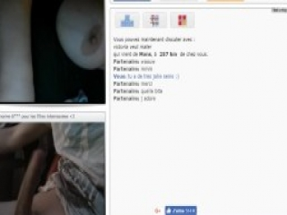 Big boobs on chatroulette