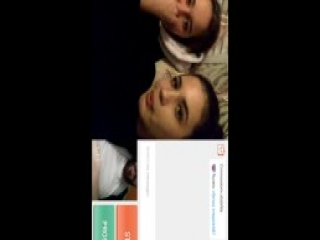 Omegle Girls reaction