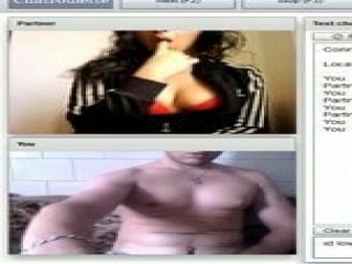 Chatroulette girl from Holland